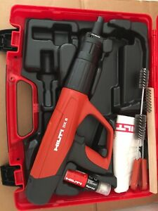 Hilti Dx 5 Kit Fully Automatic Powder Actuated Tool 2142655