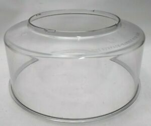 Thane Flavor Wave Deluxe Oven Dome Replacement Lid Mho 1200 Clear Cover Part