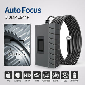1 3 5 5m Wifi Endoscope Camera Wireless Borescope Inspection For Iphone Android