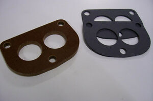 Fits Stromberg 97 48 Holley 94 Ford Carb Intake Insulator Spacer Phenolic Riser