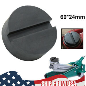 New Listingtrolley Small Jack Pad Jacking Rubber Block Lifting Puck Classic Car Adapter Us Fits Eagle