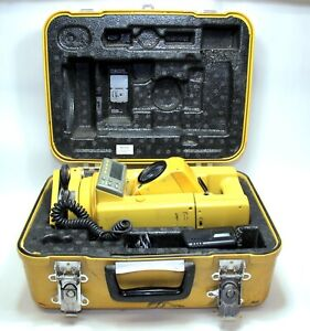 Topcon Gts 313 Surveying Total Station With Battery Hard Case