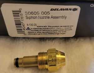 Delavan 30609 5 Waste Oil Nozzle Siphon Nozzle Assembly New Never Used