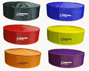 New 14 X 5 Air Filter Outerwear Cover W top prefilter