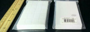 1000 Pk Removable 3 4 X 1 2 Popular White Store Price Sticker Labels Tags