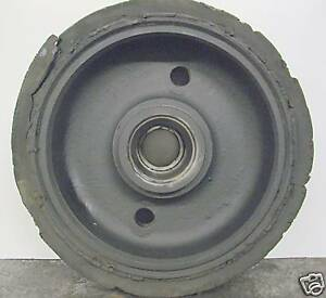 Yale Forklift Steer Wheel 016003400 Or 16003400