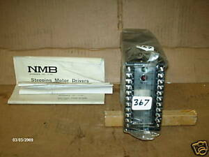 Nmb Minebea Coltd Stepping Motor Driver Sdh c404 2 New