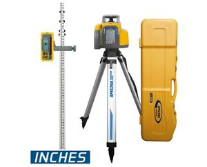 Spectra Precision Ll300n Self Leveling Laser With Hl450 Receiver Rod Tripod