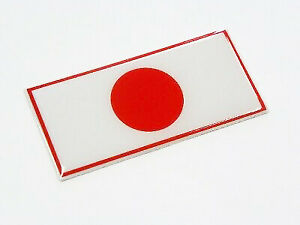 Scion Toyota Jdm Japan Flag Japanese Car Emblem Badge