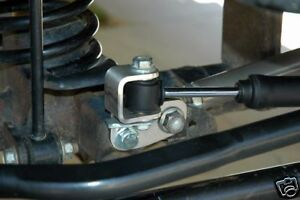 Jeep Jk Wrangler Steering Stabilizer Relocation Kit