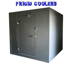 Walk In Freezer New 8 X 8 With Floor And Refrigeration
