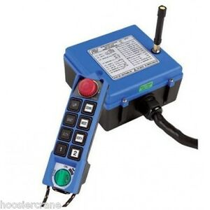 Overhead Crane Radio Remote Control 3 Motion 2 Speed 310 Series