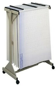Safco 5060 Mobile Plan Blueprint File Hanging Center