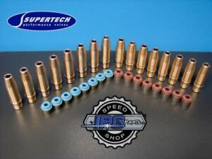 Supertech Bronze Valve Guides Seals For Toyota Corolla Ae86 4age 16v Engines
