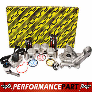 Fit 98 00 Plymouth Breeze 2 4l New Engine Rebuild Kit Edz