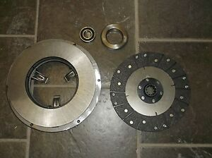 Ihc Farmall H And W 4 Clutch Pressure Plate Kit