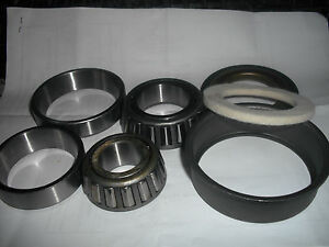 Front Wheel Bearing Kit ih Farmall H M Md Supers 300
