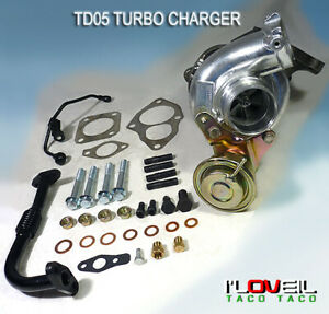 4g63 4g63t Td05 Td05h 16g Turbo Charger internal Wastegate Evo 3 4g63 4g63t