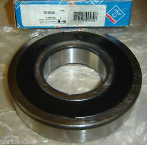 Skf 6316 2rsjem Ball Bearing Shaft 80mm Pillow Block New
