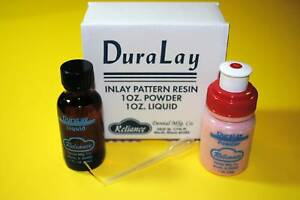 Dental Inlay Pattern Resin Student Kit Duralay