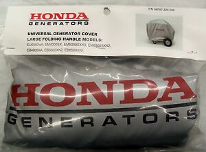 Honda Generator Cover Fits Honda Eu6500is Model