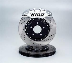 Kido 6 Pot Brake Caliper Kit 02 Impreza Sti 13 Rotor