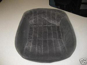 2000 2002 Chevy Camaro Rear Lower Seat Cover In Ebony Black Color