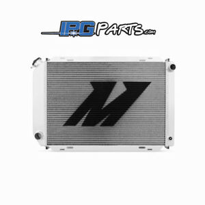 Mishimoto Aluminum Radiator Fits 1979 1993 Ford Mustang 302ci 5 0l Engines