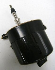 6 Volt Wiper Motor W Built in On Off Switch 1928 1939 Ford New 6v