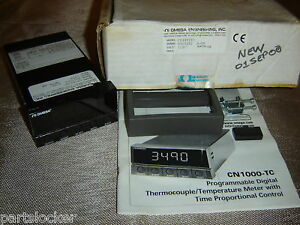 Omega Engineering Cn1001tc Temperature Controller New