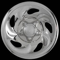 Fits The Ford F 150 1997 2003 16 Oem Imposter Abs Chrome Wheel Skins Covers