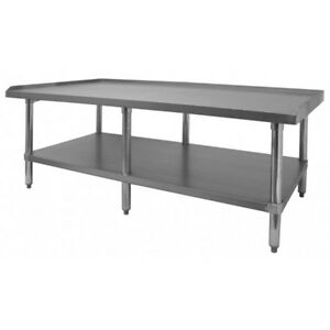 Stainless Steel Equipment Stand 30 x60 Nsf