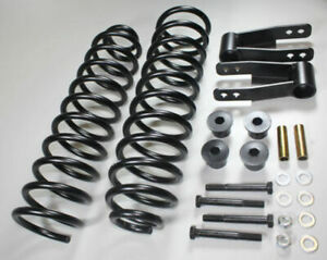Jeep Cherokee Xj 3 Lift Kit W Coil Springs Shackles 84 01
