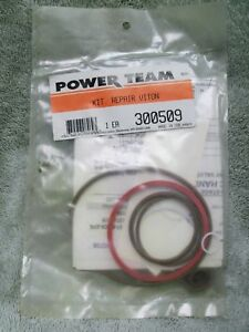 Nos Otc 300509 Viton Porta Porto Power Hand Pump Repair Seal Kit Power Team