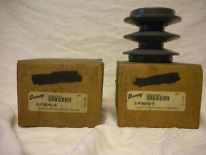 2 New Browning Double Groove Pitch Sheave 2vp36x5 8