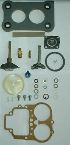 1969 74 Carb Kit Holley 2 Barrel Model 5200c Ford Cortina Pinto 4 6 Cylinder Eng