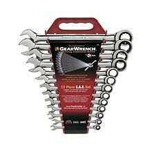 Kd 9312 13 Piece Sae Gear Wrench Set Brand New
