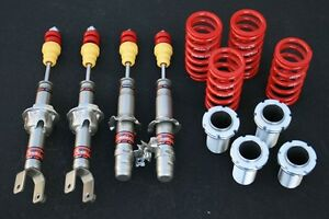 Skunk2 Sport Shocks coilovers 92 00 Honda Civic Eg Ek 93 97 Del Sol