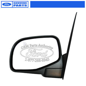 New Oem 2002 2005 Ford Explorer Pwr Htd Mirror Left