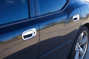 Fits The Dodge Charger 2006 10 4 Piece Abs Door Handle Covers