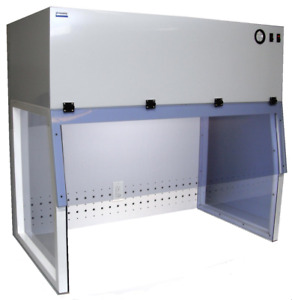 Vertical Laminar Flow Hood 4ft Clean Bench Workstation