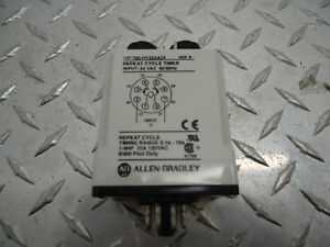 Allen Bradley 700 hv32aa24 Repeat Cycle Timer