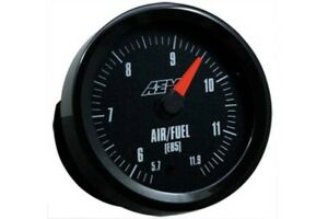 Aem Gauge Kit Analog Air Fuel 5 7 To 11 9 1afr 30 5143