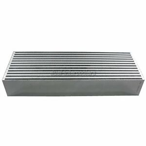 Universal Bar plate Intercooler Core 22x8x3 5 For Eclipse