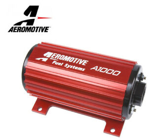 Aeromotive A1000 A 1000 Universal High Flow Fuel Pump