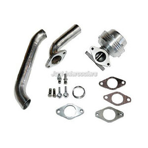 38mm Wastegate 8 Psi 2 Stainless Dump Tube Weld On Pipe