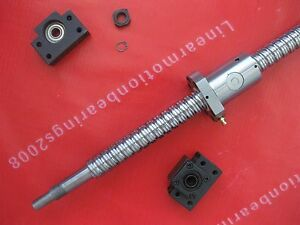 1 Anti Backlash Ballscrew Rm2510 1400mm c7 Bk bf15
