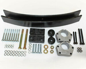 2 5 Front 2 Rear Lift Kit For Toyota Ifs Pickup 85 95
