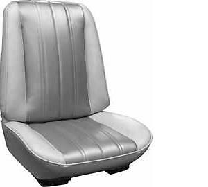 1966 Chevelle Bucket Seat Covers Legendary