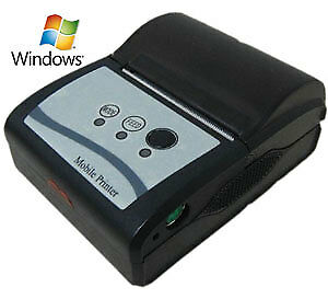 Usbswiper Mobile Rechargeable Thermal Receipt Printer
